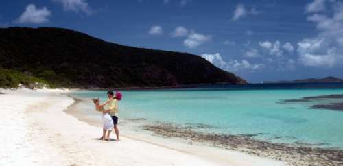 virgin adaları balayı