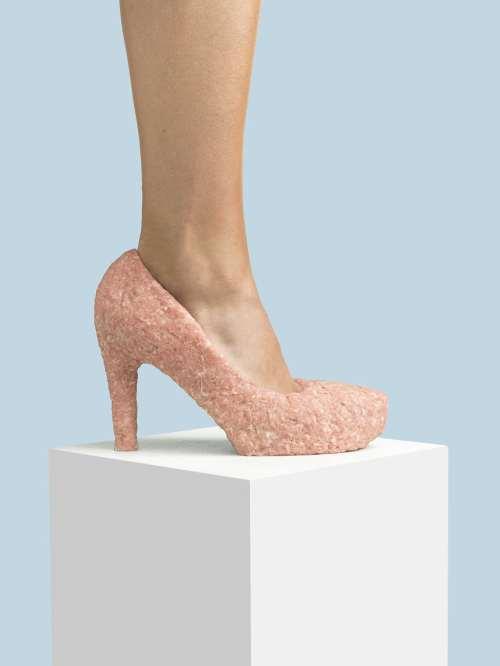 kıymalı ayakkabı tasarımı