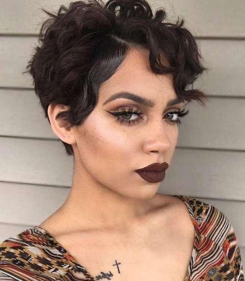 kahverengi tonlarında makyaj