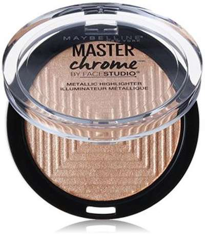 maybelline master chrome far paleti