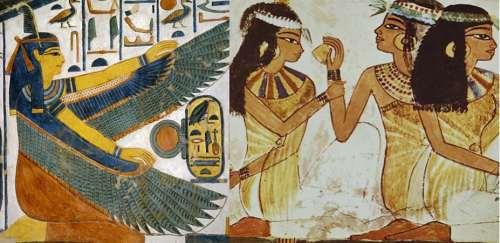 eski mısırda kadınlar
