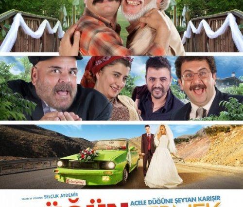 düğün dernek sinema filmi