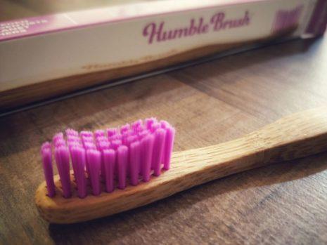 Humble Brush Ahşap Bambu Diş Fırçası