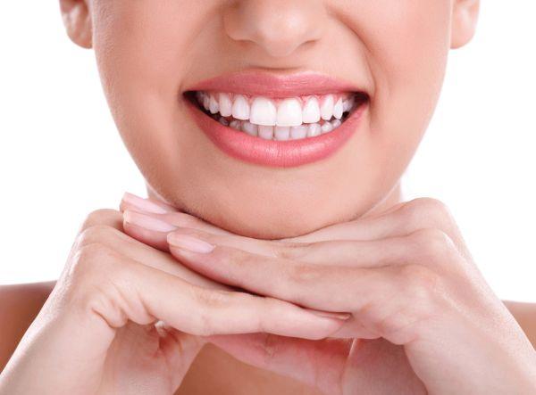 Sağlıklı dişler ağız bakımı için