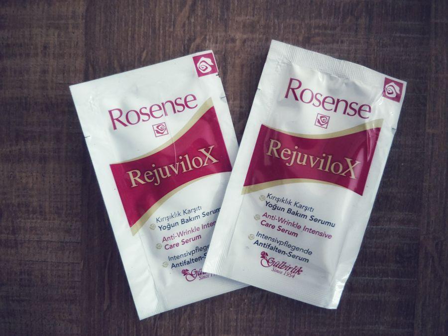 Rosense rejuviloX kırışıklık karşıtı yoğun bakım serumu
