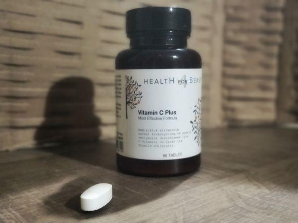 Health For Beauty Vitamin C Plus Yorumlarım