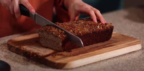 şekersiz bitkisel ekmek tarifi