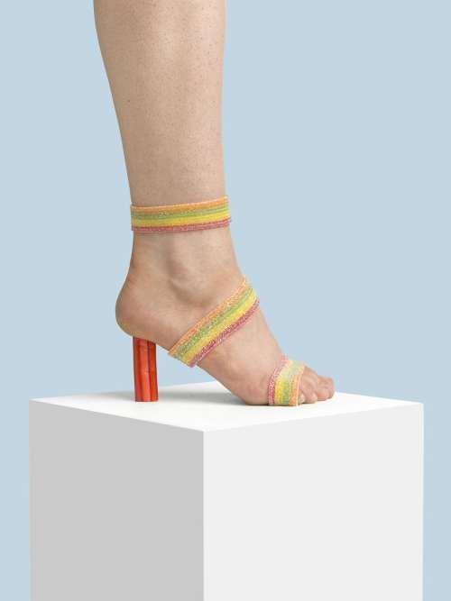 şekerli ayakkabı