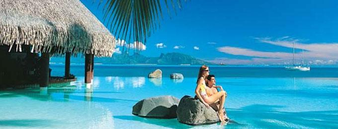 tahiti bora bora adası