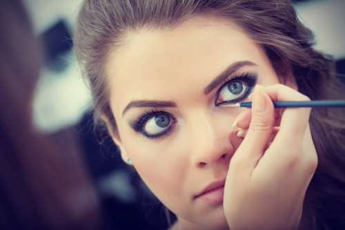 göz şekline göre göz makyajı