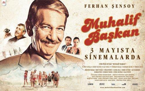 muhalif başkan sinema filmi