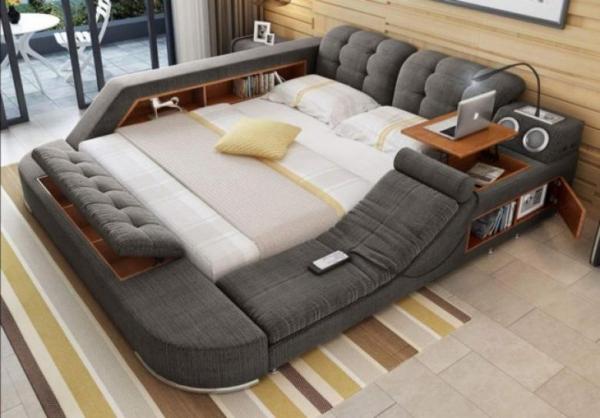 çok fonksiyonlu yatak