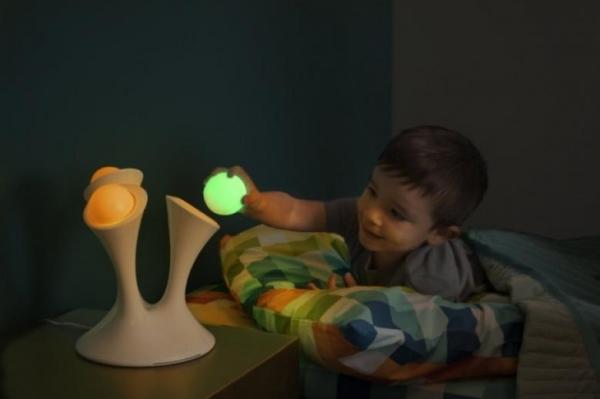 ledli renkli ışık topları
