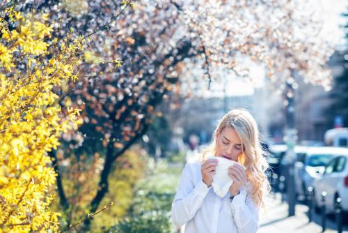 polen alerjisi bahar nezlesi nedir nasıl geçer