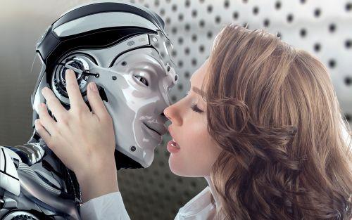 romantizm kaçıyor robotla sevgili