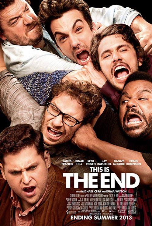 this is the end buraya kadar film