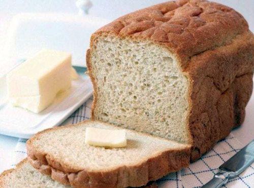 evde klasik beyaz ekmek tarifi