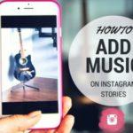 Instagram Müzik Özelliği