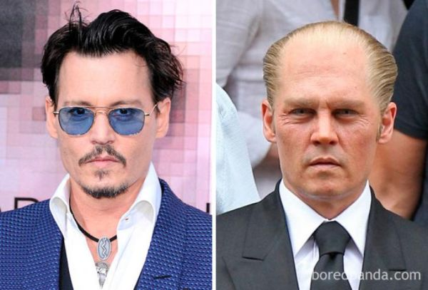 Johnny Depp Kara Düzen