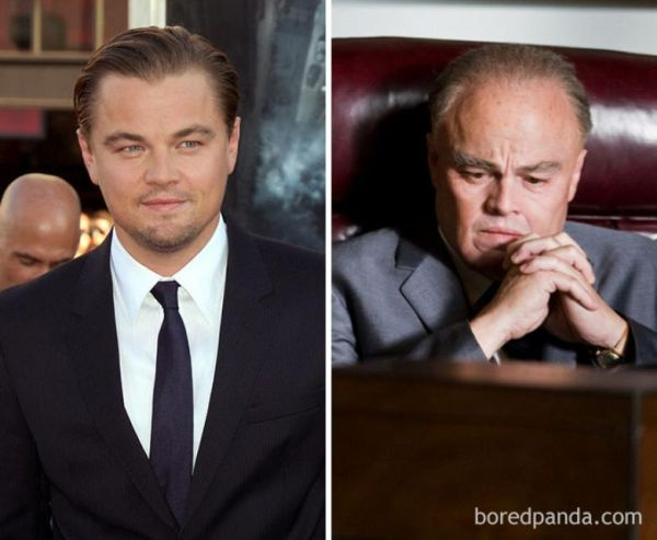 Leonardo DiCaprio - J. Edgar Hoover