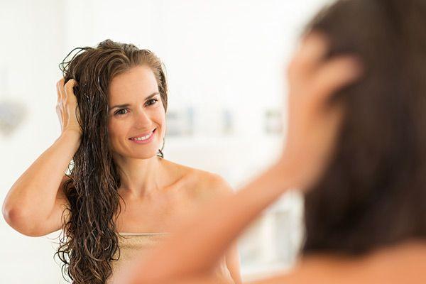 Saçın kabarmaması için hangi yağ kullanılmalı