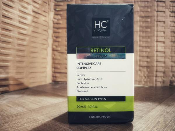 hc care retinol serum yorumlar