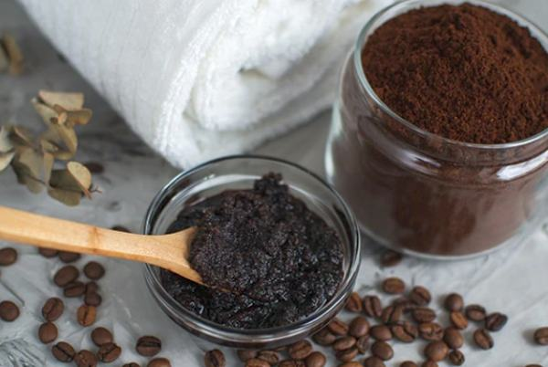 hindistan cevizi kahve maskesi